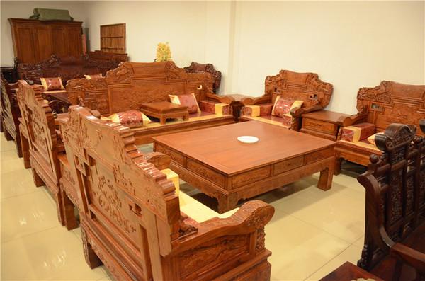 花梨木沙发价格介绍 花梨木家具的优缺点