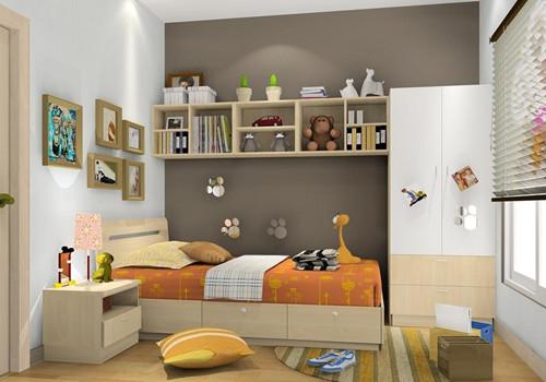 儿童小房间装修效果图 打造孩子的成长乐园
