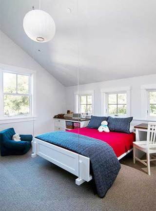 室内吊床设计平面图