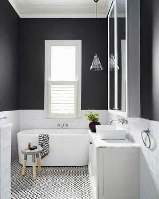 浴室布置设计参考图