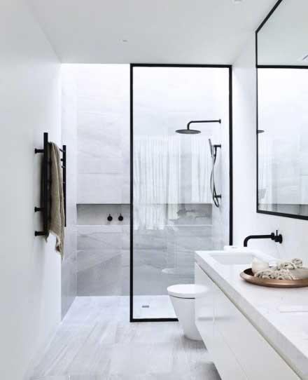 浴室布置装修装饰效果图