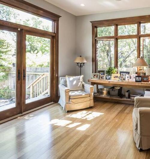 客厅铺地板效果图 客厅铺地板和瓷砖哪个好