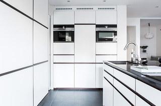 北欧风格一居室装修整体厨房装修