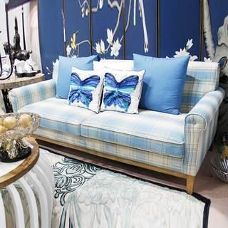布艺沙发设计参考图片