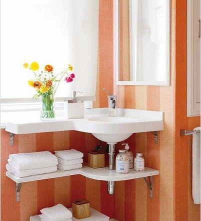 卫生间柜子装修效果图节省卫生间空间的实用技巧