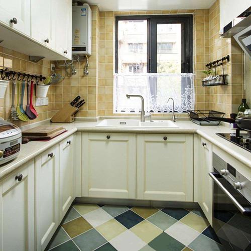 5平方厨房装修效果图 5平米厨房玩出新花样