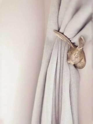 窗帘扣装饰装修图片