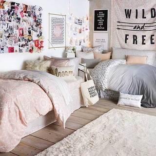 出租屋卧室装修装饰图片