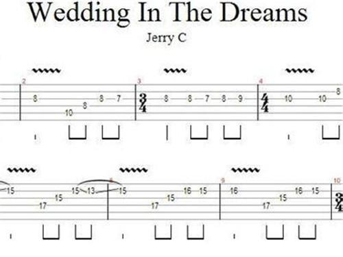 婚礼进行曲简谱双手怎么弹 如何巧妙运用钢琴简谱