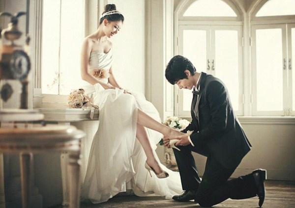 陈小春结婚照风格推荐 2017热门婚纱照风格有哪些图片