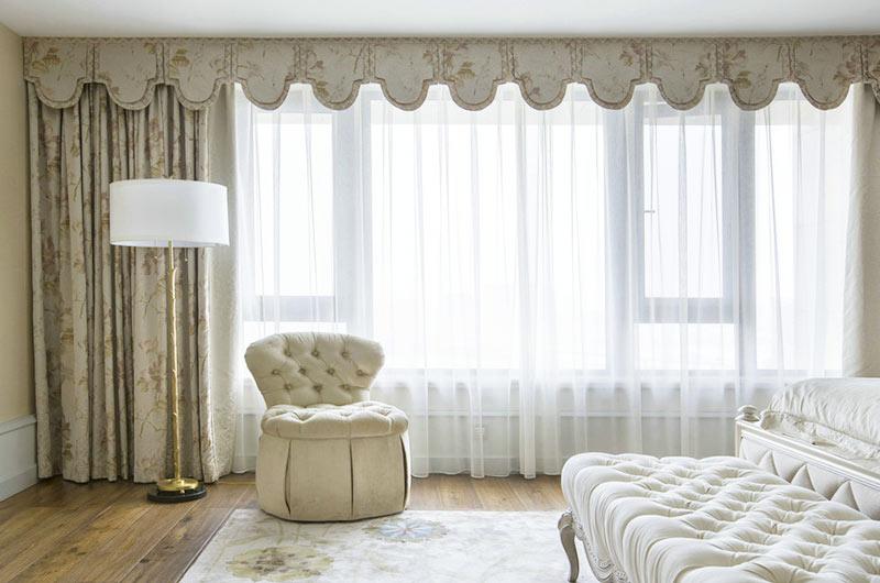 新古典风格复式楼主卧室装修