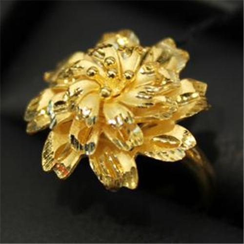 老凤祥黄金戒指款式欣赏 老凤祥黄金戒指一枚多少克图片