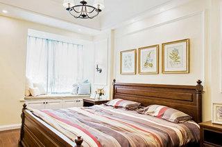 150㎡三居室卧室图片
