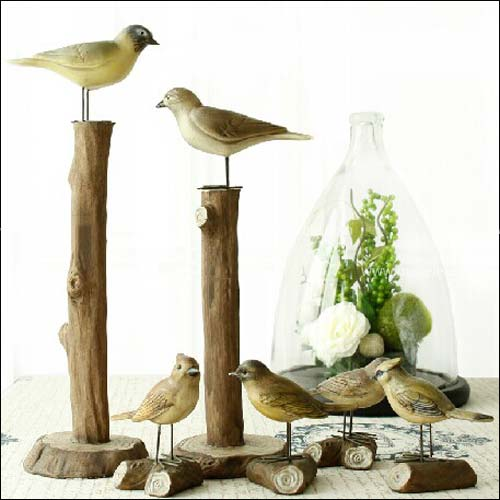 木质装饰品装修装饰效果图