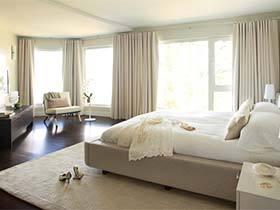 共享大风景  10款卧室落地窗设计图