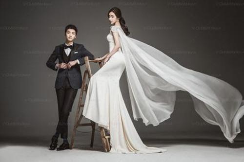 婚纱照时尚风格推荐 6种主题婚纱照风格