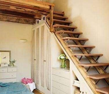 【盘锦装修】自制阁楼楼梯设计怎样好