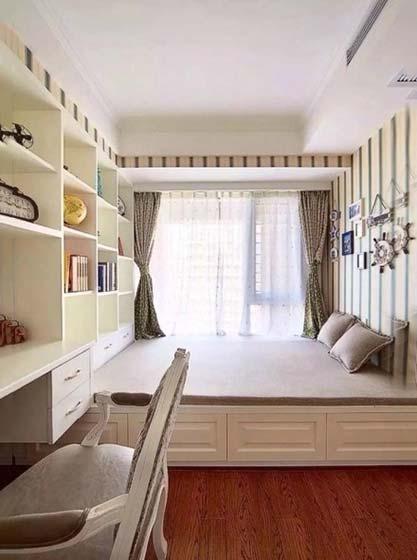卧室书房设计参考图
