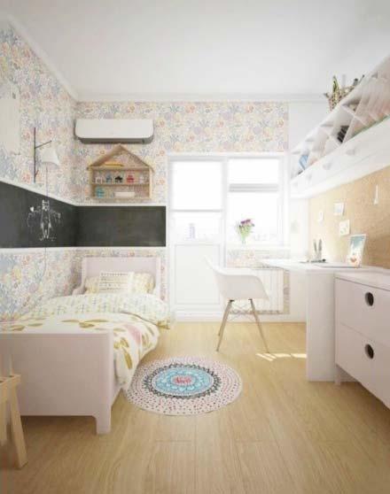 卧室书房整体效果图