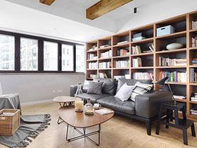 125平现代北欧风格装修 时髦与舒适同在