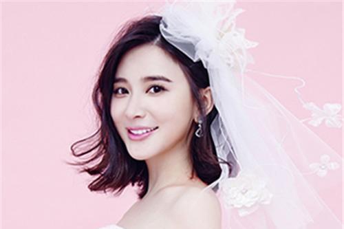 短发结婚造型图片 六款短发发型让你成为婚礼的焦点