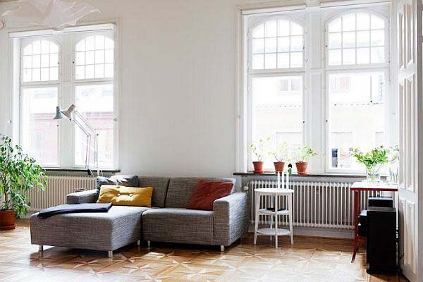 简约风格客厅设计装修图