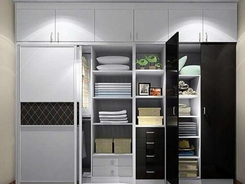 推拉衣柜門質量怎么檢測 推拉衣柜門選購技巧圖片