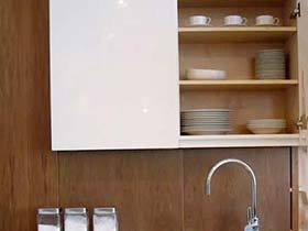 厨房百事屋  10款厨房收纳柜实景图