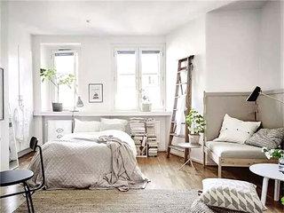 小户型单身公寓效果图设计