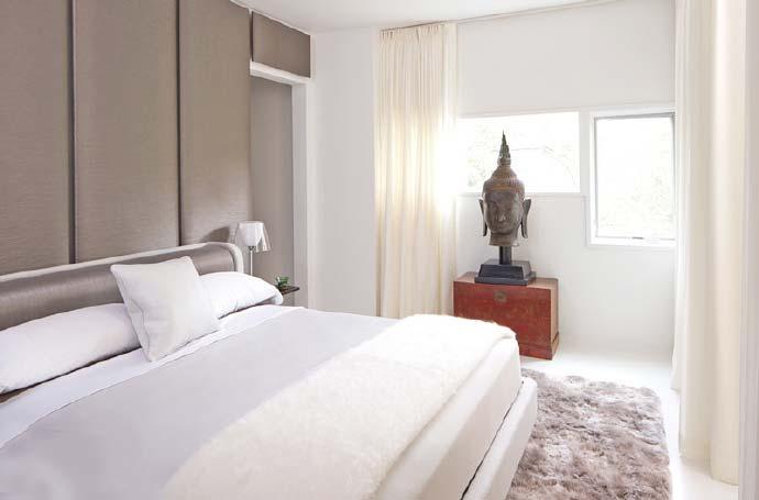 简约风卧室装修图片