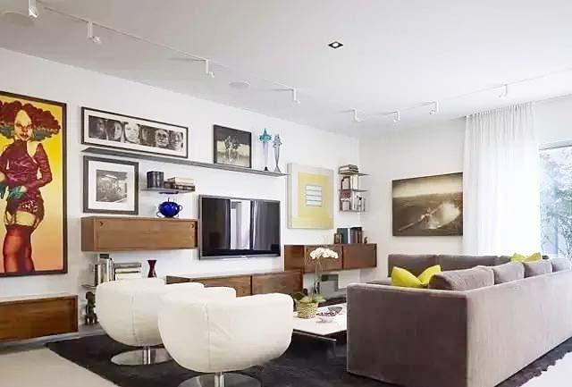 100�O美式三居室,老房装修温馨而又质朴!