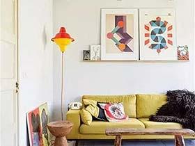 这样打造才最美  10款小户型客厅图片