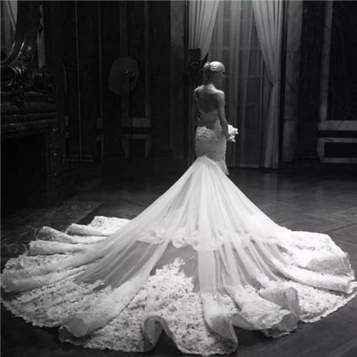 12星座专属婚纱欣赏 12星座婚纱12种美丽
