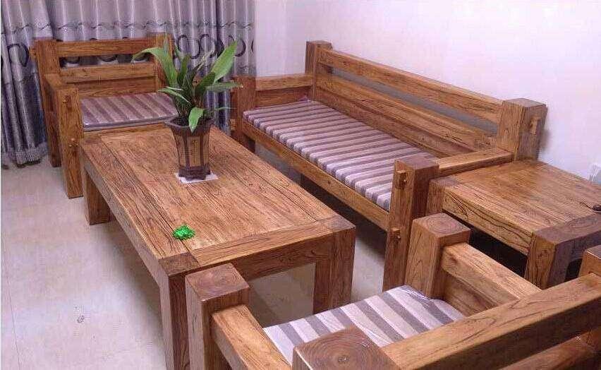 老榆木沙发的价格 老榆木家具的优缺点