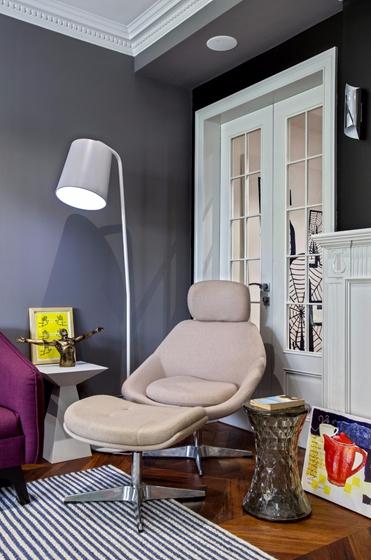 150平大户型装修单人沙发