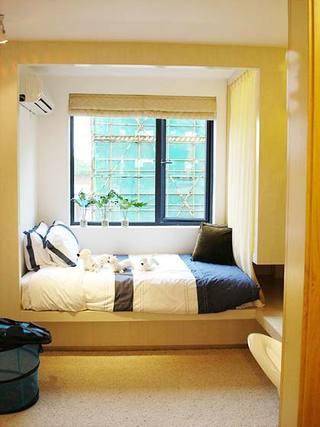 卧室榻榻米设计布置图