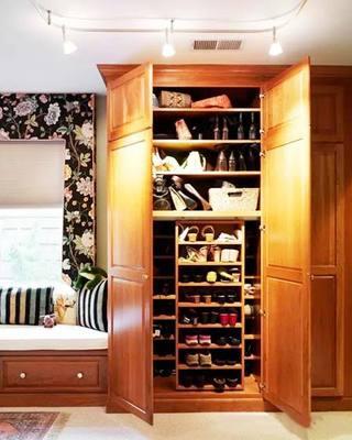 鞋柜装修欣赏图片