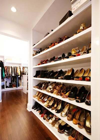 鞋柜装修设计效果图