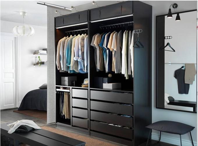 知道这个科学的尺寸标准,家里的衣柜还能设计差了?