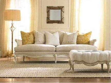 简欧布艺沙发什么材质好 简欧布艺沙发品牌介绍图片