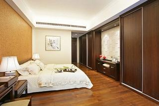 30万搞定四室两厅装修卧室整体衣柜图片