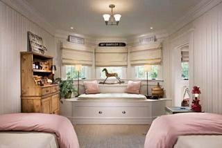 增加了一点点空间  10款卧室飘窗装修图9/10