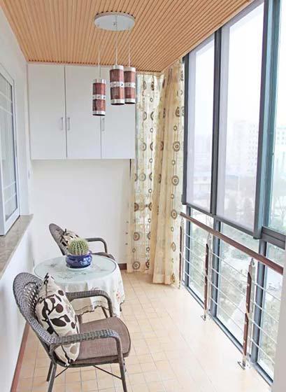 室内阳光房装修欣赏图