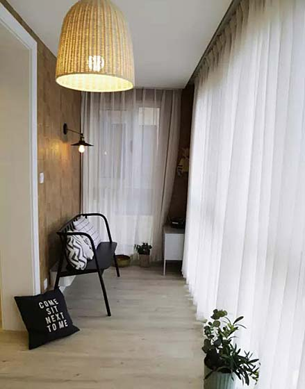 室内阳光房设计布置图
