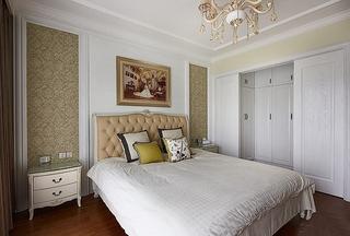 20万装简欧风格三居室整体衣柜图片