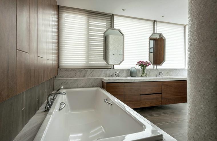 简约风格别墅卫生间图片
