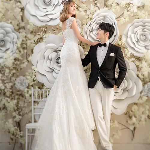 金夫人婚纱照图片大全 各系主题婚纱照片欣赏图片
