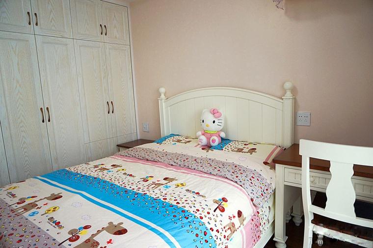40万搞定三室两厅装修儿童房效果图