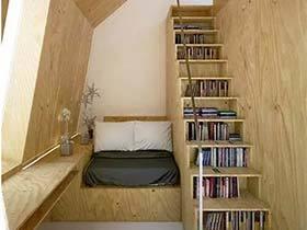 小而精巧  10款小户型卧室设计图