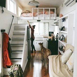 小户型卧室布置摆放图